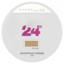 Maybelline-Superstay-24H-Waterproof-Powder-długotrwały-puder-matujący-21-Nude-drogeria-internetowa-puderek.com.pl