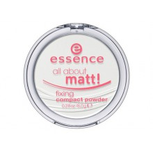 Essence All About Matt Fixing Compact puder matujący
