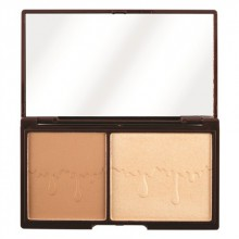 Makeup-Revolution-I-Heart -Chocolate-Bronze-and-Glow-paleta-do-konturowania-konturowanie-twarzy-drogeria-internetowa-puderek.com