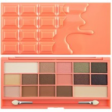 Makeup-Revolution-Chocolate-and-Peaches-paleta-cieni-cienie-do-powiek-drogeria-internetowa-puderek.com.pl