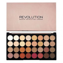 Makeup Revolution Flawless 3 Resurrection 32 Eyeshadow Palette paleta 32 cieni do powiek