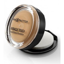 Max Factor Miracle Touch Liquid Illusion 60 Sand Podkład w kompakcie