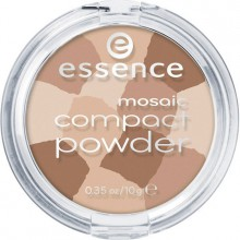 Essence Mosaic Compact Powder - 01 Sunkissed Beauty - puder brązujący
