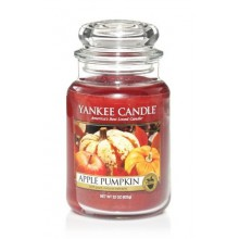 Yankee-Candle-Apple-Pumpkin-słoik-duży-świeca-zapachowa-drogeria-internetowa-puderek.com.pl