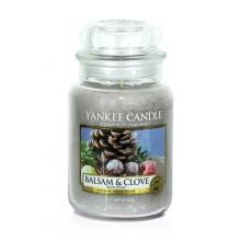Yankee-Candle-Balsam-&-Clove-słoik-duży-świeca-zapachowa-drogeria-internetowa-puderek.com.pl