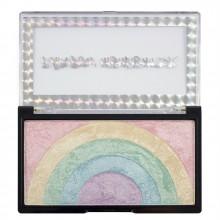 Makeup-Revolution-Rainbow-Highlighter-tęczowy-rozświetlacz-wielotonowy-drogeria-internetowa-puderek.com.pl