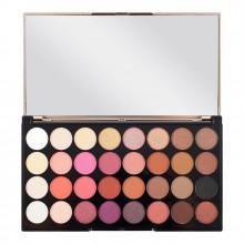 Makeup-Revolution-Flawless-4-32-Eyeshadow-Palette-paleta-32-cieni-drogeria-internetowa-puderek.com.pl