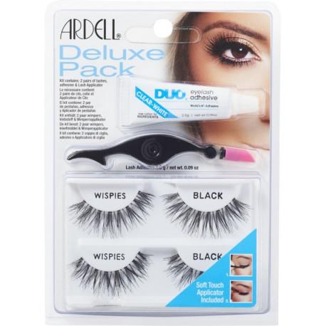 Ardell-Deluxe-Pack-Wispies-sztuczne-rzęsy-klej-aplikator-drogeria-internetowa-puderek.com.pl