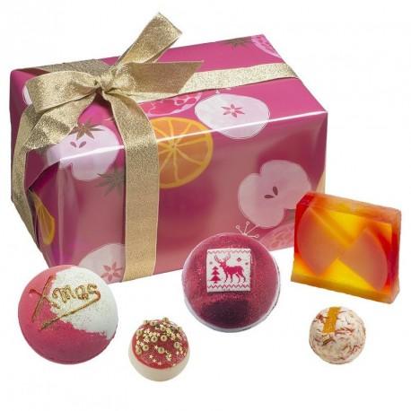 Bomb Cosmetics Zestaw prezentowy - Świąteczny Poncz