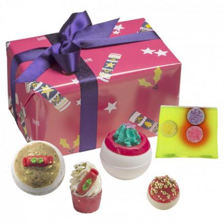 Bomb Cosmetics Zestaw prezentowy - Świąteczne Cukierki