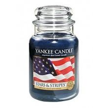 Yankee-Candle-Stars-&-Stripes-słoik-duży-świeca-zapachowa-drogeria-internetowa-puderek.com.pl