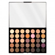 Makeup-Revolution-Pro-HD-Palette-Amplified-35-Neutrals-Warm-paleta-cieni-do-powiek-drogeria-internetowa-puderek.com.pl