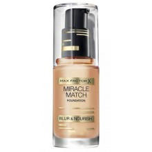 Max-Factor-Miracle-Match-Blur-&-Nourish-40-Light-Ivory-podkład-drogeria-internetowa-puderek.com.pl