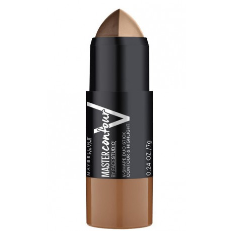 Maybelline Master Contour V-Shape Duo 01 Light sztyft do konturowania