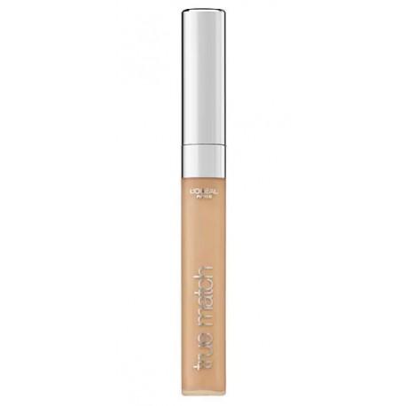 Loreal True Match Accord Parfait Concealer 3N Creamy Beige korektor rozświetlający