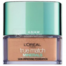 Loreal-True-Match-Minerals-Skin-Improving-Foundation-4D/4W-Golden-Natural-podkład-mineralny-drogeria-internetowa-puderek.com.pl