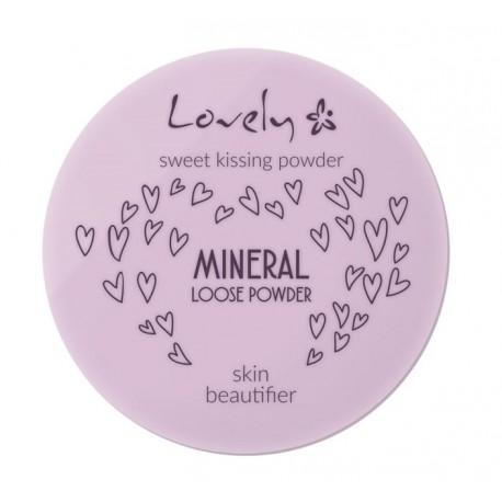 Lovely Mineral Loose Powder transparentny puder mineralny