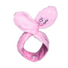 Glov-Bunny-Ears-Pink-opaska-do-włosów-drogeria-internetowa-puderek.com.pl