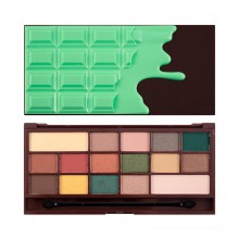 Makeup-Revolution-Mint-Chocolate-paleta-cieni-cienie-do-powiek-drogeria-internetowa-puderek.com.pl