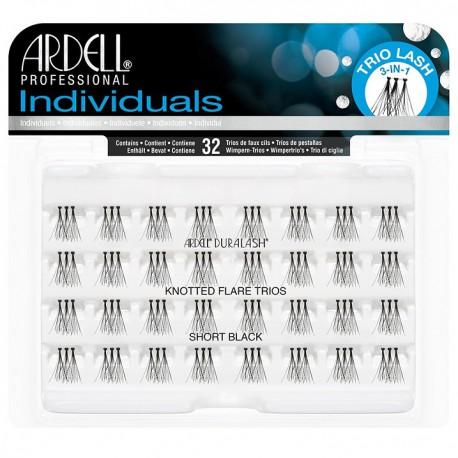 Ardell-Individuals-Trio-Lashes-Short-kępki-sztucznych-rzęs-Black-drogeria-internetowa
