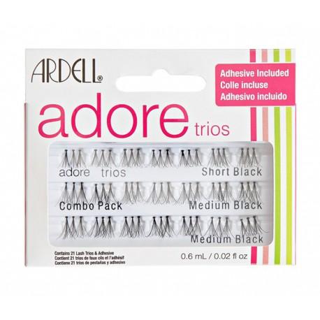 Ardell-Adore-Trios-Combo-Pack-kępki-sztucznych-rzęs-drogeria-internetowa