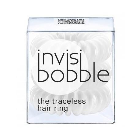 Invisibobble-biała-gumka-do-włosów-Innocent-White-3-szt