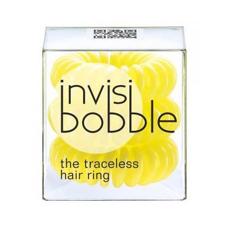 Invisibobble-żółta-gumka-do-włosów-Submarine-Yellow-3-szt