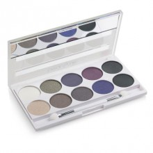 Beauty UK Posh Palette Galaxy paleta 10 cieni do powiek