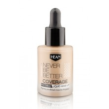 Hean Never Be Better Coverage 104 Chana Beige podkład kryjący