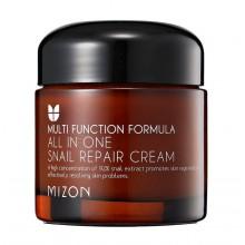 Mizon-All-In-One-Snail-Repair-Cream-wielofunkcyjny-krem-naprawczy-ze-śluzem-ślimaka-75-ml-drogeria-internetowa-puderek.co