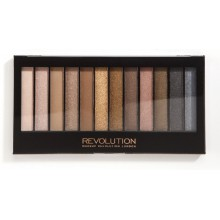 Makeup Revolution Iconic 1 paleta 12 cieni do powiek