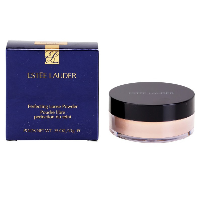 estee lauder perfecting loose powder translucent transparentny pude. Black Bedroom Furniture Sets. Home Design Ideas