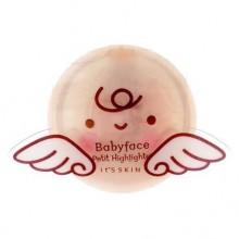 It's-Skin-Babyface-Petit-Highlighter-01-Pink-Satin-rozświetlacz-4-g-kosmetyki-koreańskie-puderek.com.pl