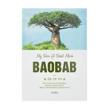 A'pieu-My-Skin-Fit-Sheet-Mask-Baobab-maska-w-płacie-kosmetyki-koreańskie-puderek.com.pl