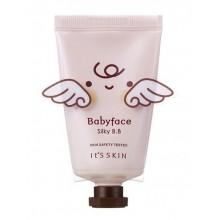 It's-Skin-Babyface-Silky-BB-krem-bb-do-cery-tłustej-i-mieszanej-35-g-kosmetyki-koreańskie-puderek.co