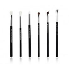 Jessup-T181-Brushes-Set-Black-Silver-zestaw-6-pędzli-do-makijażu-oczu-drogeria-internetowa-puderek.com.pl