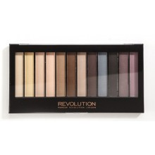 Makeup-Revolution-Essential-Mattes-paleta-12-matowych-cieni-cienie-do-powiek-drogeria-internetowa-puderek.com.pl