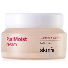 Skin79-PuriMoist-Calming-&-Soothing-Mild-Cream-łagodzący-krem-do-twarzy-125-ml-kosmetyki-koreańskie-puderek.com.pl