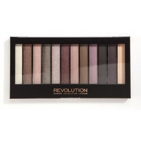 Makeup-Revolution-Romantic-Smoked-paleta-12-cieni-cienie-do-powiek-drogeria-internetowa-puderek.com.pl