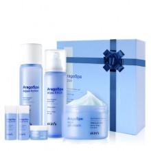 Skin79-Aragospa-Aqua-Skincare-Set-zestaw-Toner-Lotion-miniaturki-kosmetyki-koreańskie-puderek.com.pl
