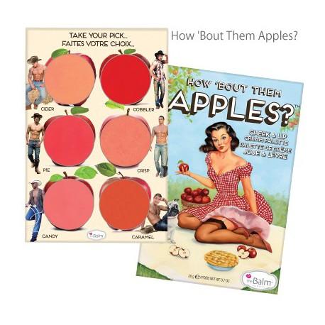 The-Balm-TheBalm-How-about-Them-Apples-paleta-kremowych-róży-błyszczyków-drogeria-internetowa-puderek.com.pl