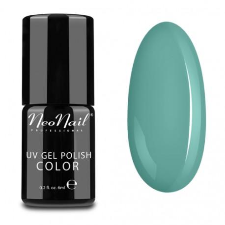 Neonail lakier hybrydowy - 5800-1 Turquoise Wave 6 ml