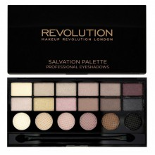 Makeup Revolution What You Waiting For Salvation Palette paleta 18 cieni do powiek