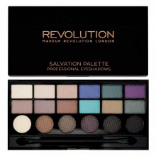 Makeup Revolution Welcome to the Pleasuredome Salvation Palette paleta 18 cieni do powiek