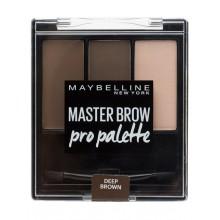 Maybelline-Master-Pro-Palette-Deep-Brown-zestaw-do-makijażu-brwi-drogeria-internetowa
