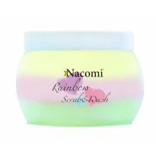Nacomi-Rainbow-Scrub-&-Wash-pianka-peelingująco-myjąca-Orzeźwiający-Arbuz-200-ml-drogeria-internetowa