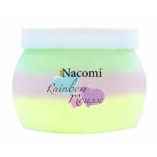 Nacomi-Rainbow-Mousse-nawilżający-mus-do-ciała-Słodki-Arbuz 200-ml-drogeria-internetowa-puderek.com.pl