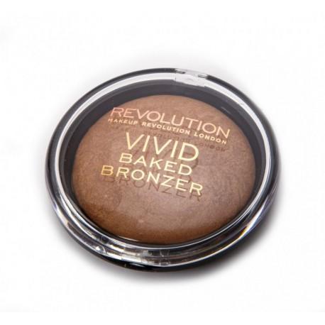 Makeup-Revolution-Golden-Days-Baked-Bronzer-wypiekany-bronzer-drogeria-internetowa-puderek.com.pl