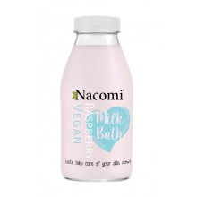 Nacomi-Milk-Bath-Vegan-Raspberry-mleko-do-kąpieli-300-ml-drogeria-internetowa
