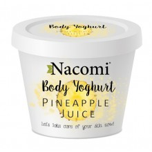 Nacomi-Body-Yoghurt-Pineapple-Juice-jogurt-do-ciała-180-ml-drogeria-internetowa